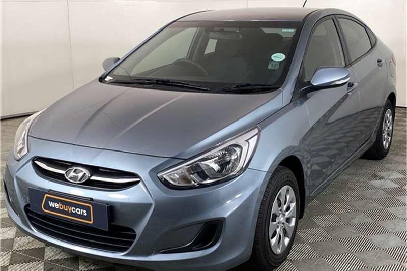 Used 2020 Hyundai Accent 1.6 GL