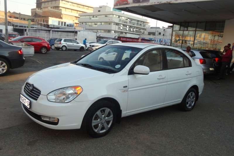 Hyundai Accent 1.6 GLS 2007