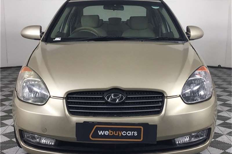 2008 Hyundai Accent Accent 1.6 GLS