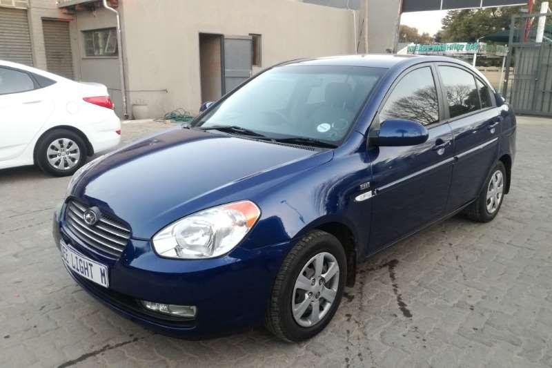 Hyundai Accent 1.6 GLS 2009