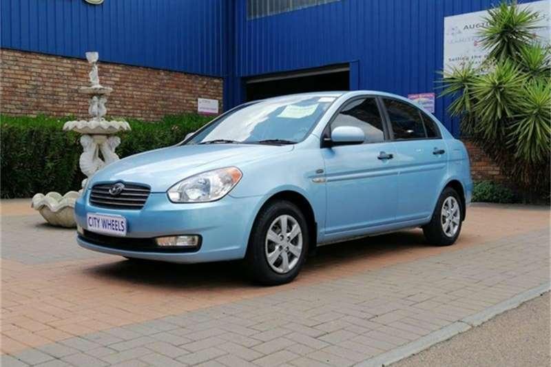 Used 2010 Hyundai Accent 1.6 GLS