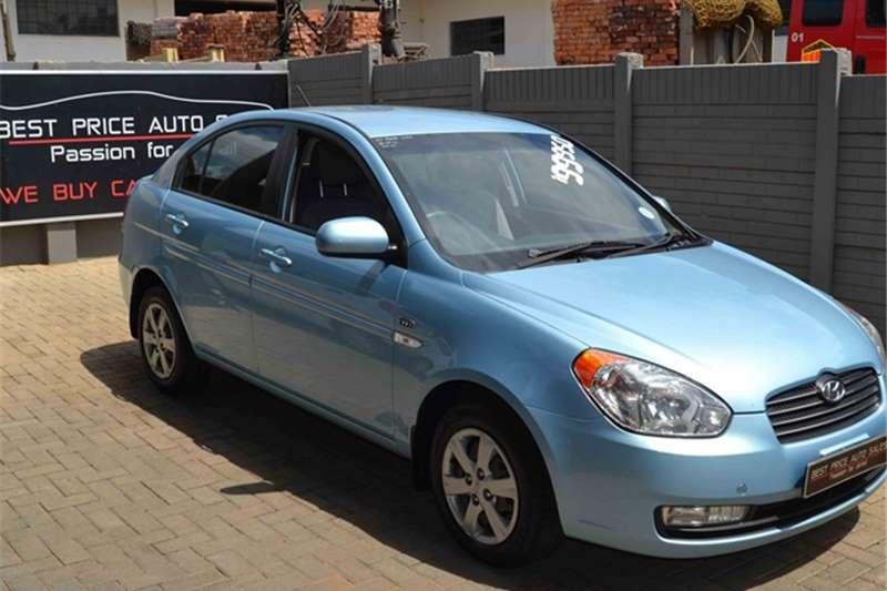 Hyundai Accent 1.6 GLS 2011