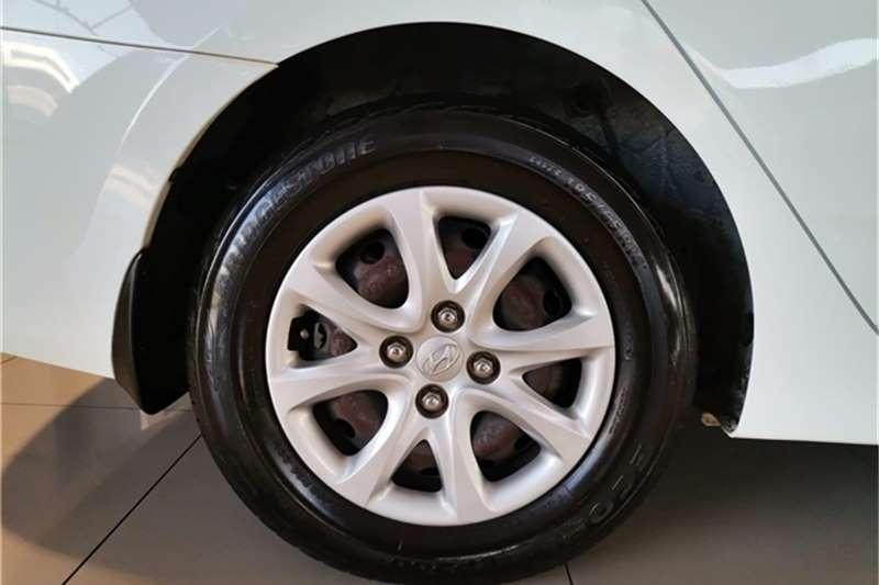 Used 2011 Hyundai Accent 1.6 GLS