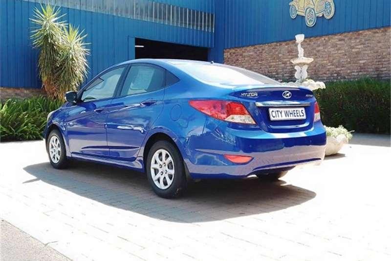 Used 2012 Hyundai Accent 1.6 GLS