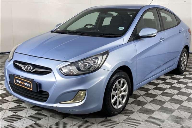2012 Hyundai Accent Accent 1.6 GLS