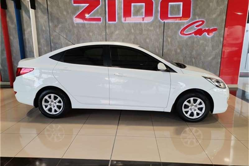 Used 2013 Hyundai Accent 1.6 GLS