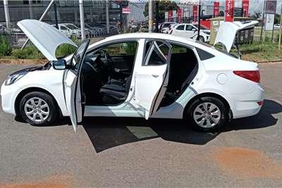 Used 2014 Hyundai Accent 1.6 GLS