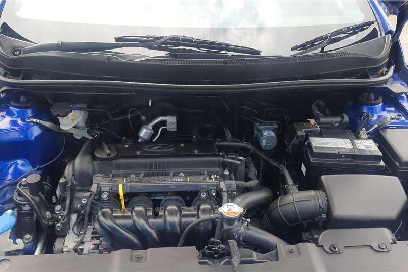 2014 Hyundai Accent Accent 1.6 GLS