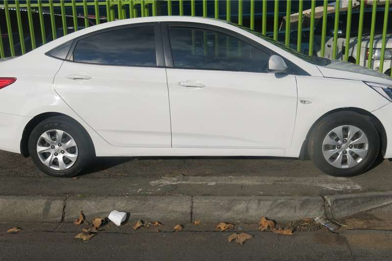 Used 2015 Hyundai Accent 1.6 GLS
