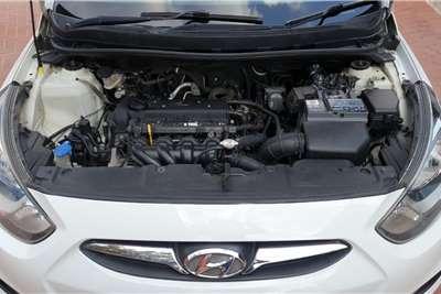 2015 Hyundai Accent Accent 1.6 GLS