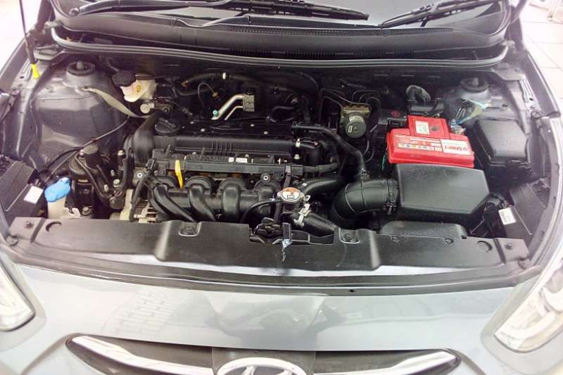 Hyundai Accent 1.6 GLS 2016