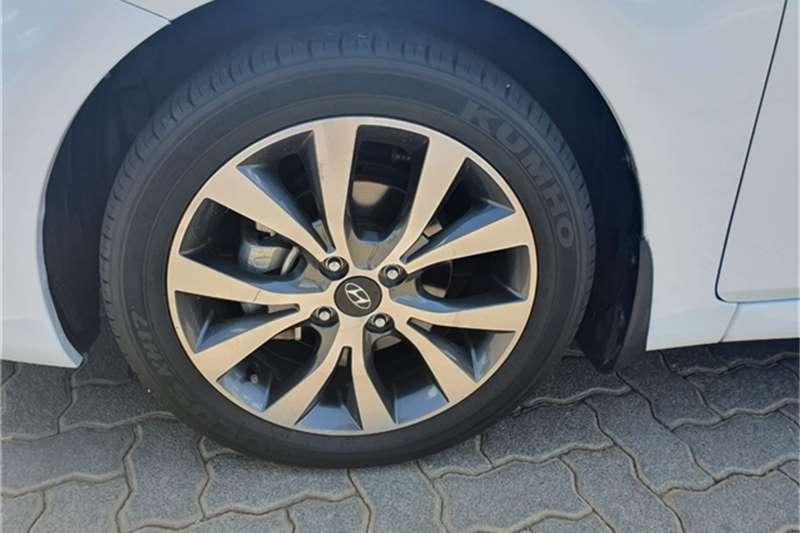 Used 2016 Hyundai Accent 1.6 GLS