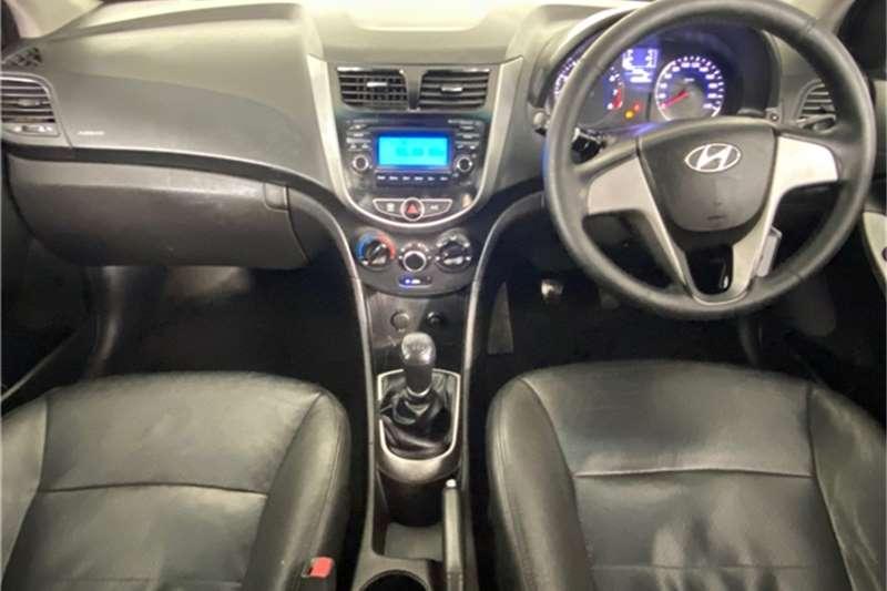 2016 Hyundai Accent Accent 1.6 GLS