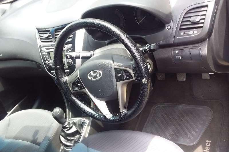 Hyundai Accent 1.6 GLS 2017