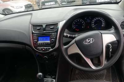 Hyundai Accent 1.6 GLS 2018