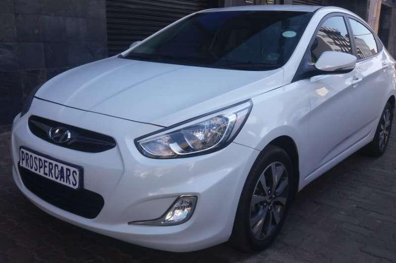 Hyundai Accent 1.6 GLS 2019