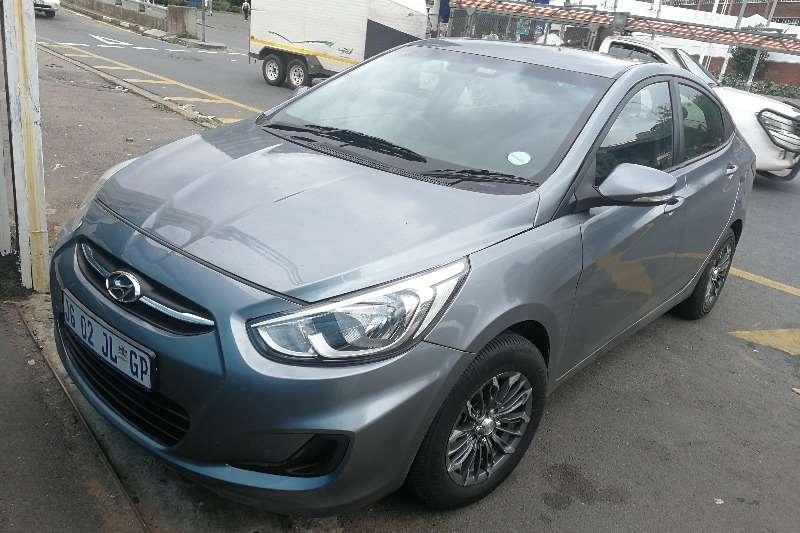 Used 2019 Hyundai Accent 1.6 GLS