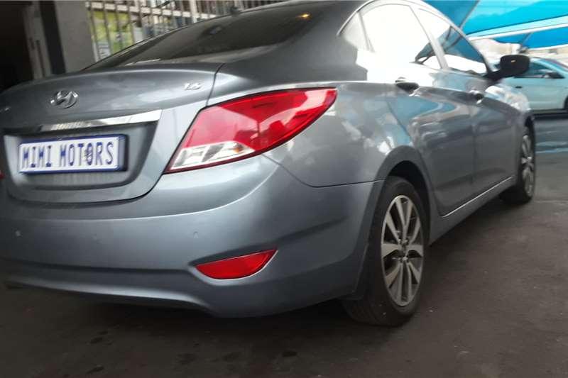 2019 Hyundai Accent Accent 1.6 GLS