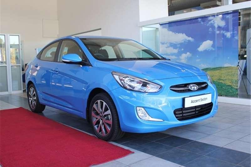 Hyundai Accent 1.6 GLS 2020