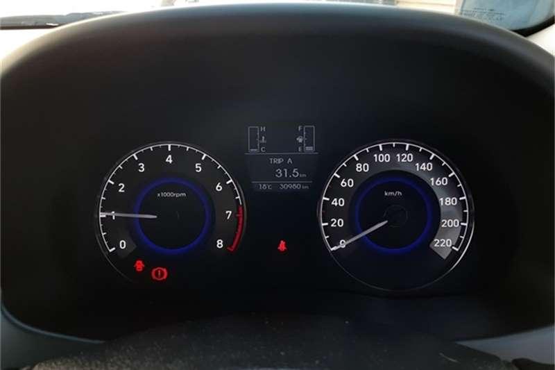 2020 Hyundai Accent Accent 1.6 GLS