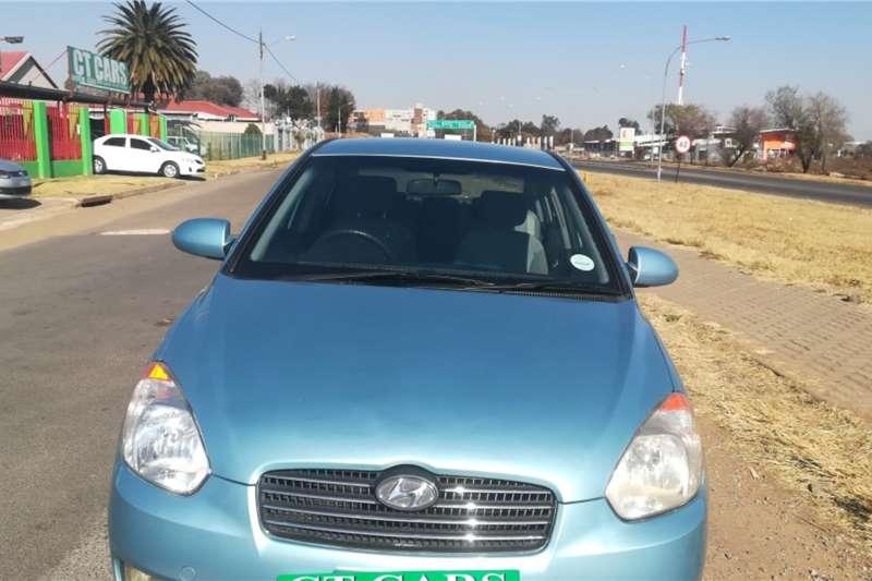 Used 2009 Hyundai Accent 1.6 GLS auto