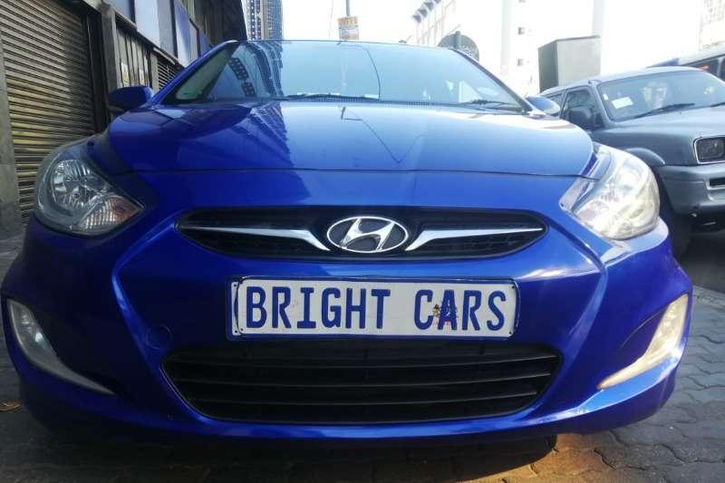 Hyundai Accent 1.6 GLS auto 2012