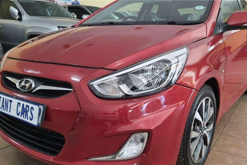 Used 2012 Hyundai Accent 1.6 GLS auto