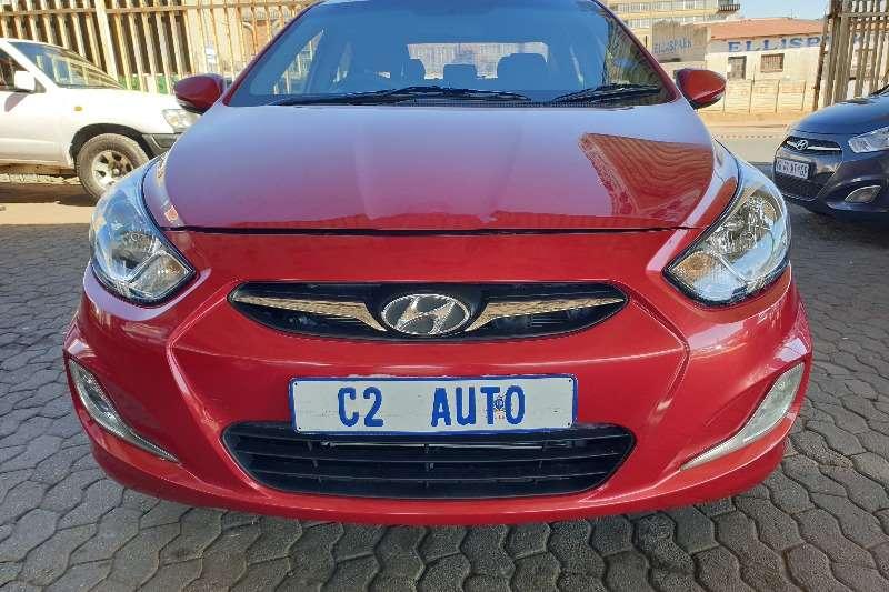 Used 2013 Hyundai Accent 1.6 GLS auto