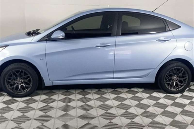 2013 Hyundai Accent Accent 1.6 GLS auto