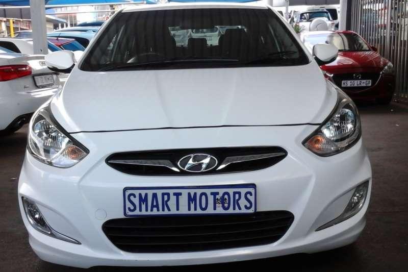 Hyundai Accent 1.6 GLS auto 2014