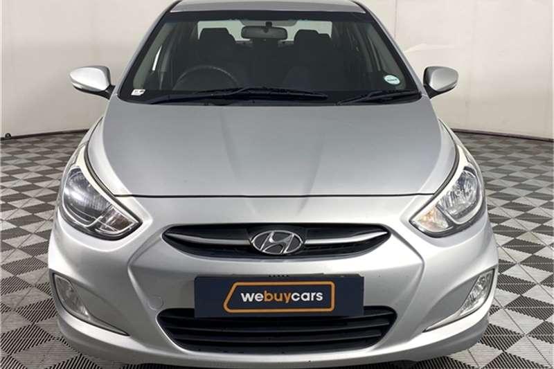 Used 2015 Hyundai Accent 1.6 GLS auto