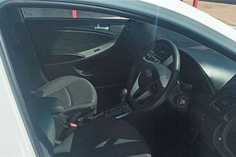 Used 2016 Hyundai Accent 1.6 GLS auto