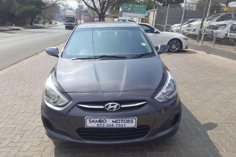 2016 Hyundai Accent Accent 1.6 GLS auto