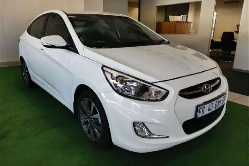 Hyundai Accent 1.6 GLS auto 2017