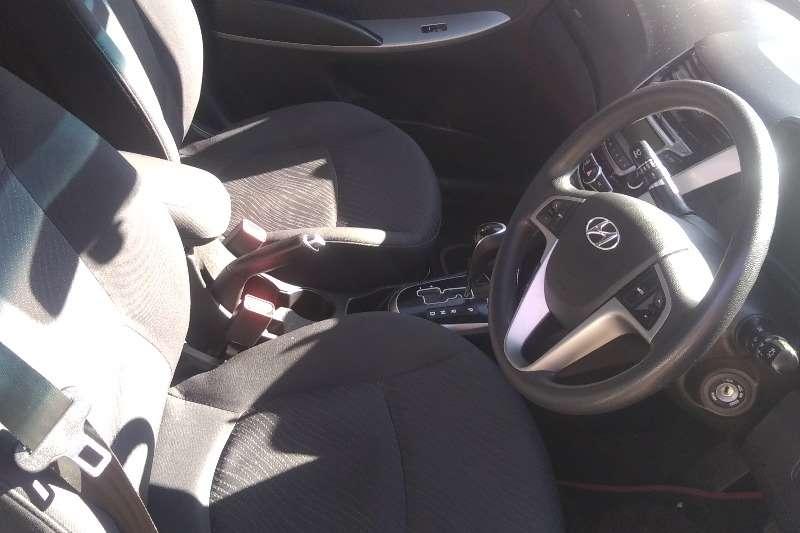 Used 2017 Hyundai Accent 1.6 GLS auto