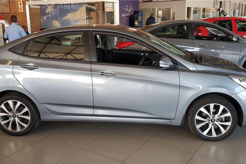 Used 2018 Hyundai Accent 1.6 GLS auto