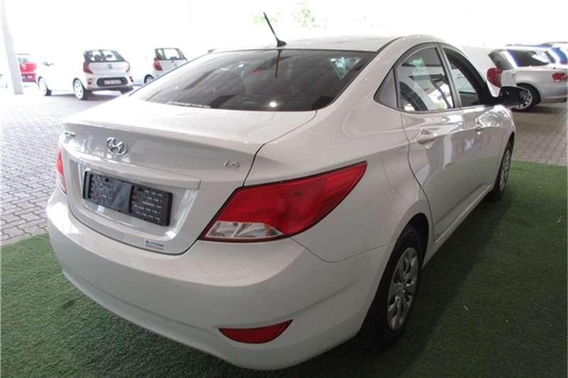 Hyundai Accent 1.6 GLS auto 2019