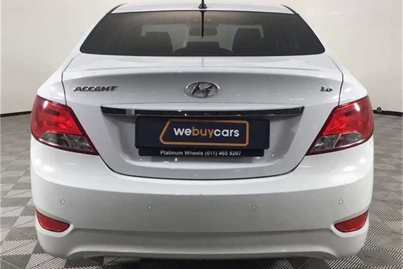 Used 2019 Hyundai Accent 1.6 GLS auto