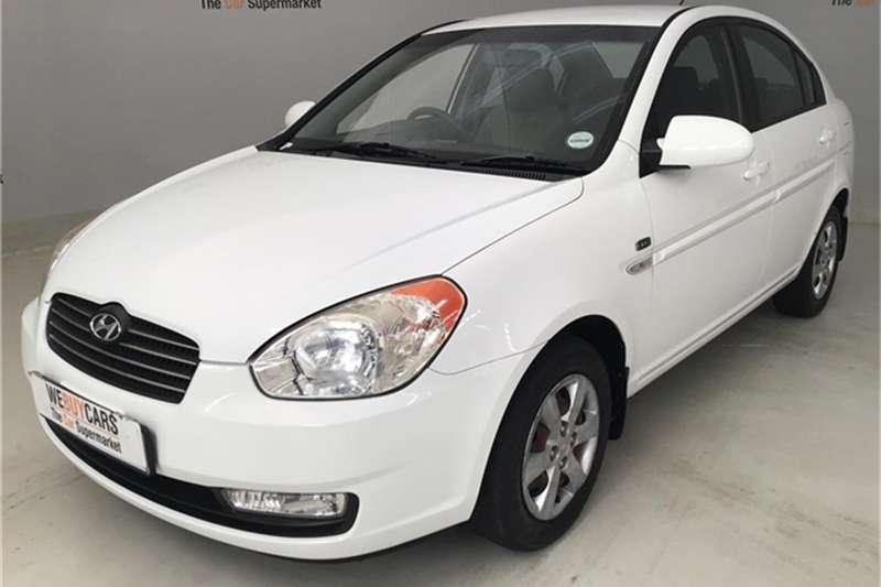 Hyundai Accent 1.6 GLS high spec 2010