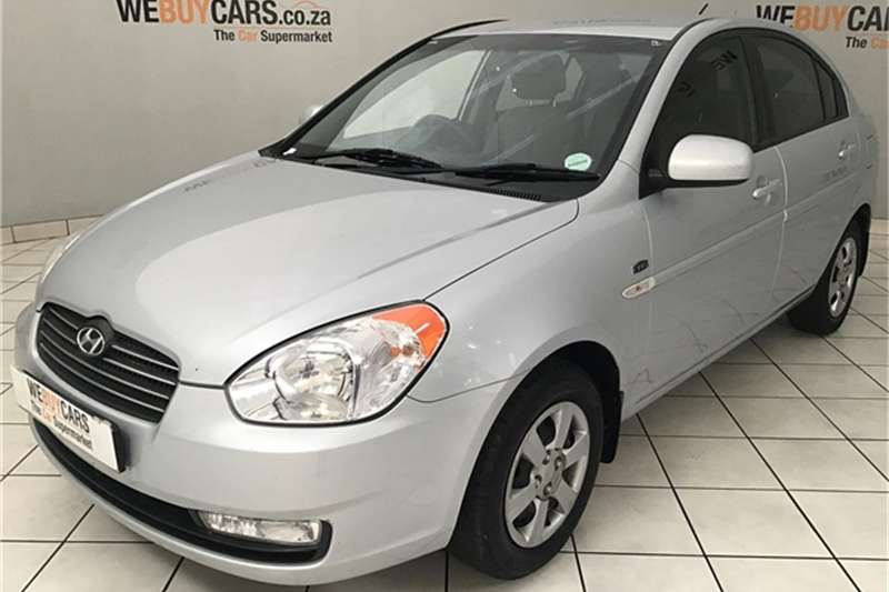 Hyundai Accent 1.6 GLS high spec 2010
