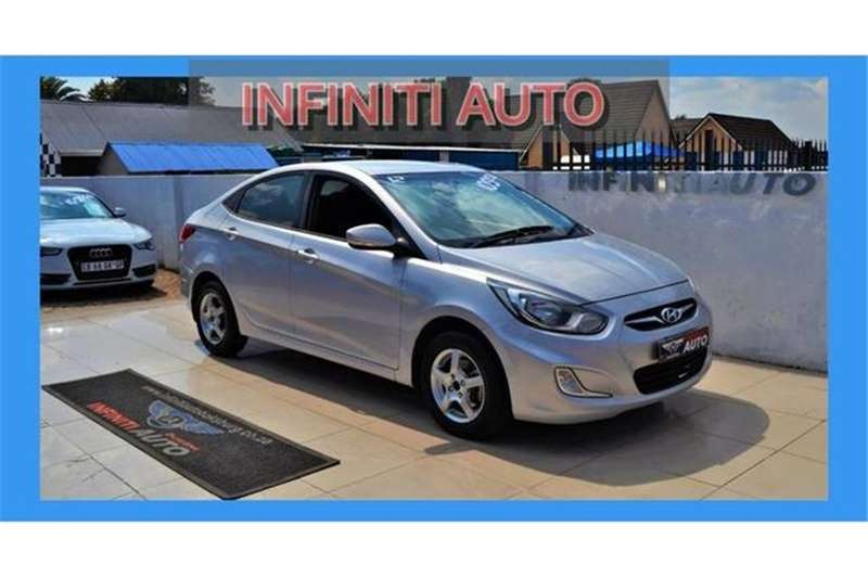 Hyundai Accent 1.6 GLS High Spec 2011