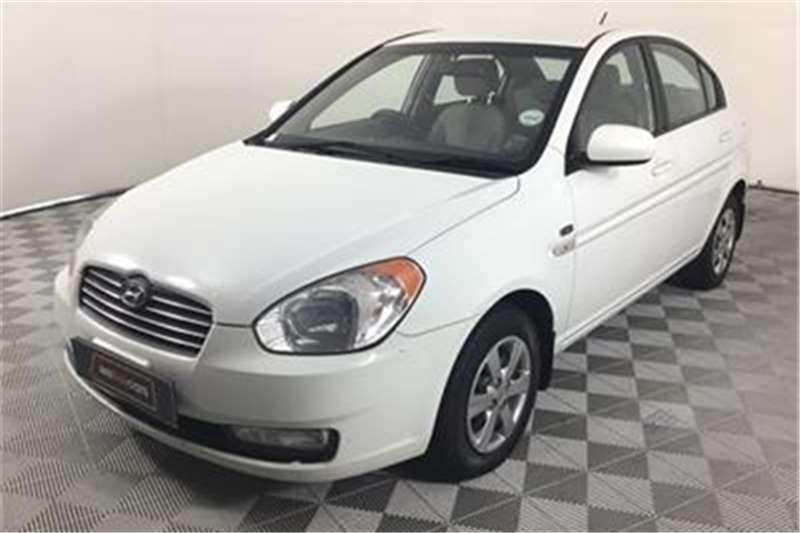 Hyundai Accent 1.6 GLS high-spec 2011