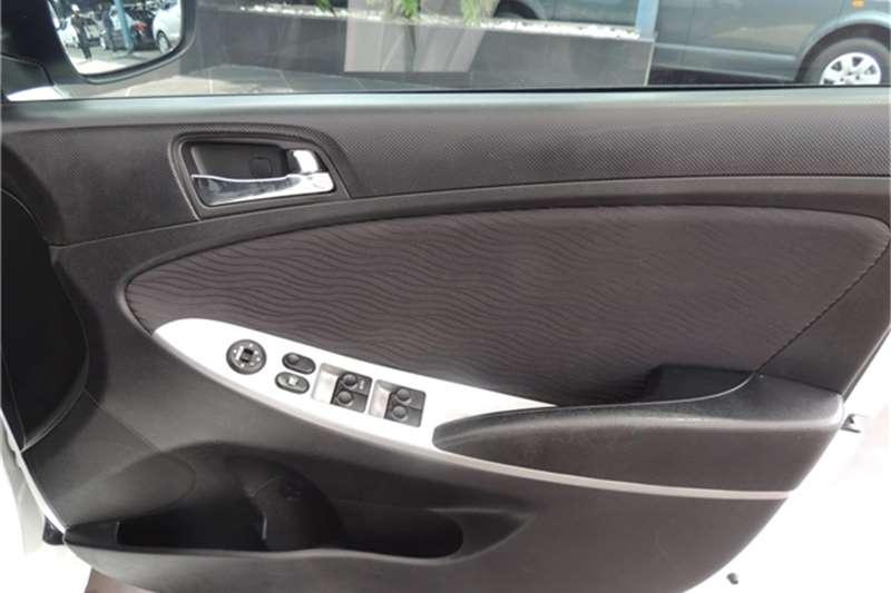 Hyundai Accent 1.6 GLS high spec 2012