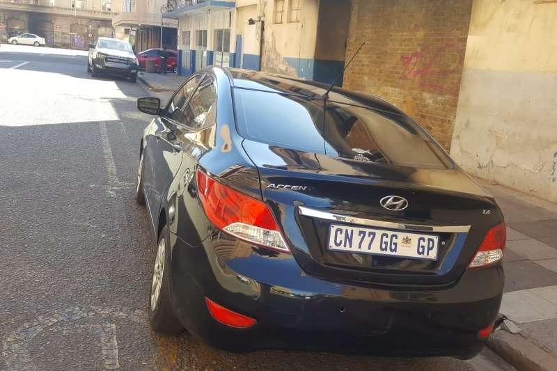 Used 2013 Hyundai Accent 1.6 GLS high spec