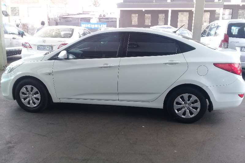 2016 Hyundai Accent Accent 1.6 GLS high-spec