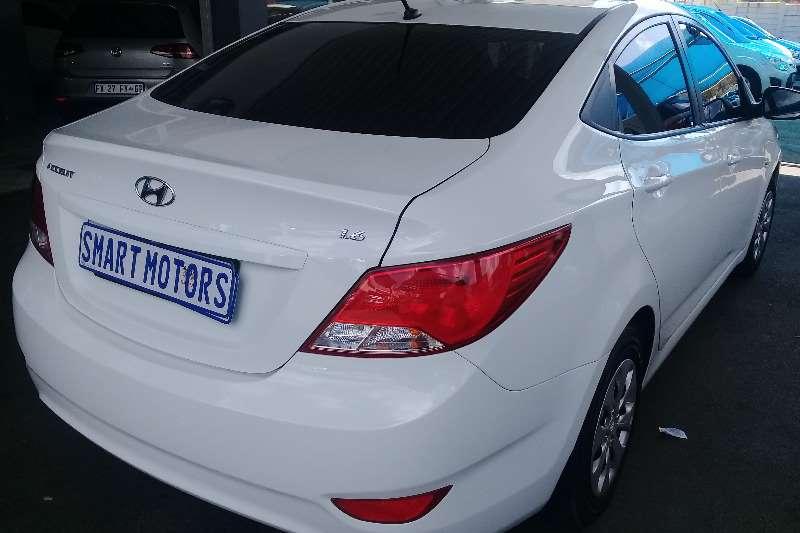 2016 Hyundai Accent Accent 1.6 GLS high-spec