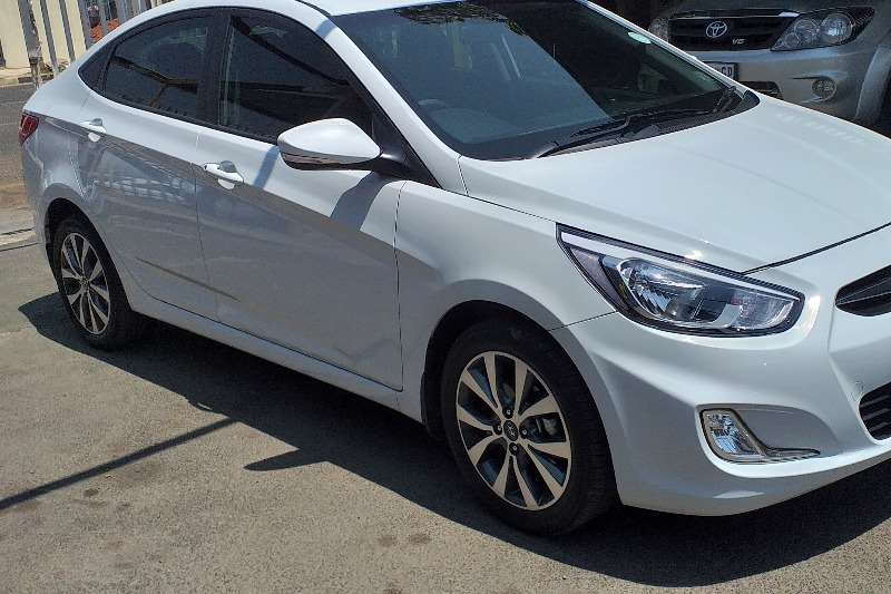 Hyundai Accent 1.6 GLS high spec 2019
