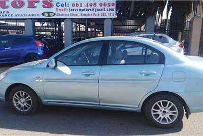 Used 2009 Hyundai Accent 1.6 GLS high spec automatic