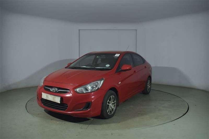 Hyundai Accent 1.6 GLS/MOTION 2012