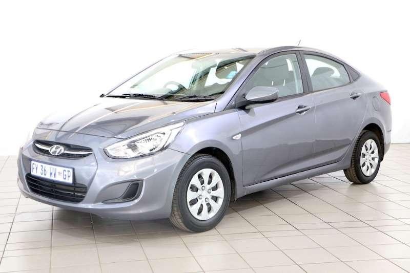 Hyundai Accent 1.6 Motion 2017